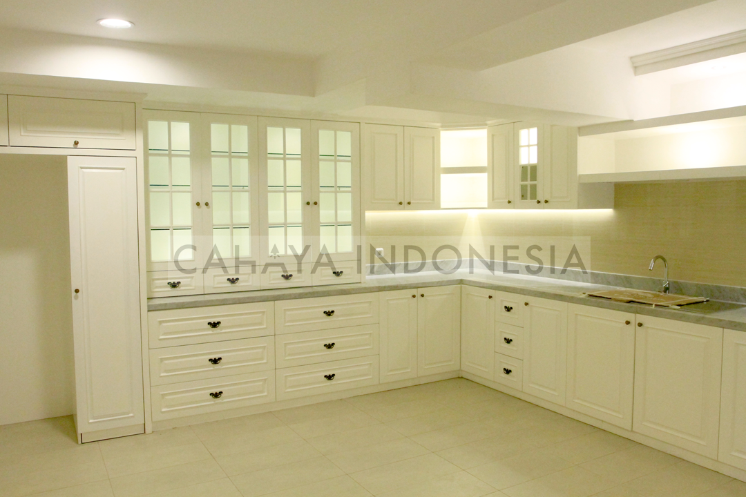 Kitchen Set Cat Duco Cahaya Indonesia